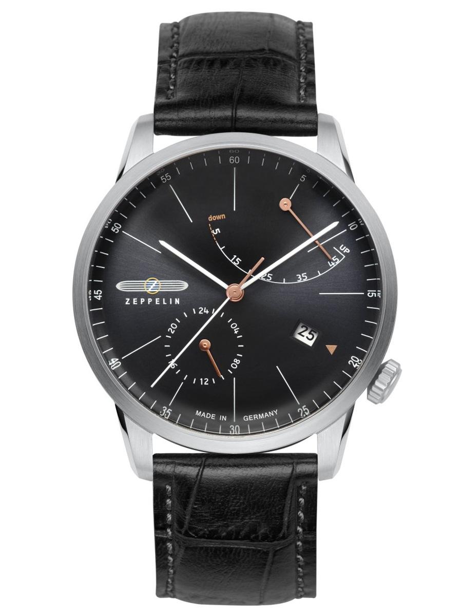 Zegarek męski ZEPPELIN Flatline 7366-2