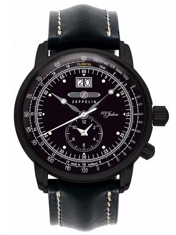 niemiecki zegarek na pasku 7638-2