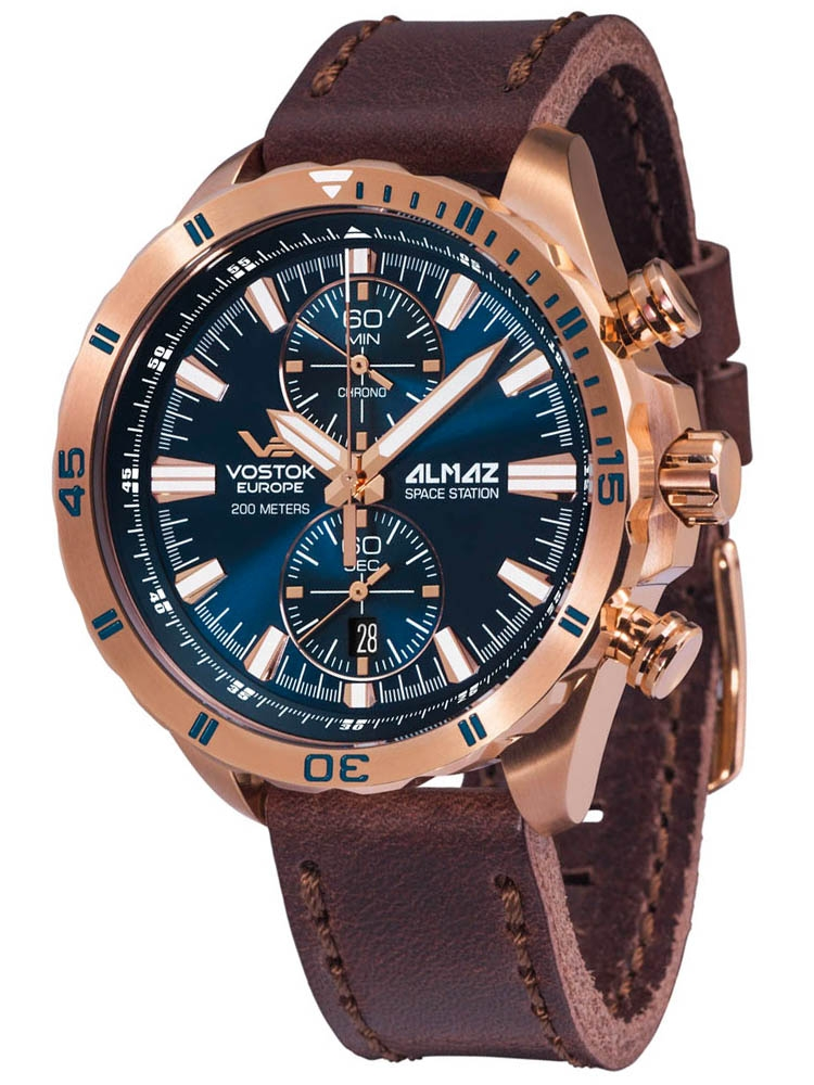 Zegarek męski 6S11-320B262 z mechanizmem 6S11