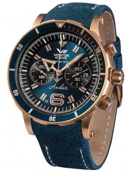 zegarek męski Vostok Europe Anchar Chrono 6S21-510O586