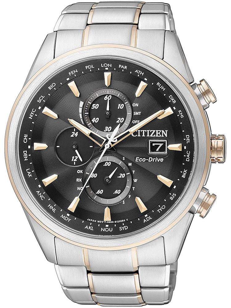 Zegarek męski na bransolecie Citizen AT8017-59E
