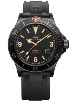 zegarek męski na pasku Glycine Combat GL0269