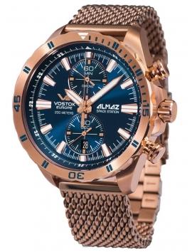 zegarek kwarcowy VOSTOK EUROPE Almaz 6S11-320B262B