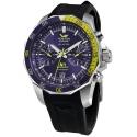 zegarek kwarcowy 6S21-2255253 w opcji z silikonowym paskiem