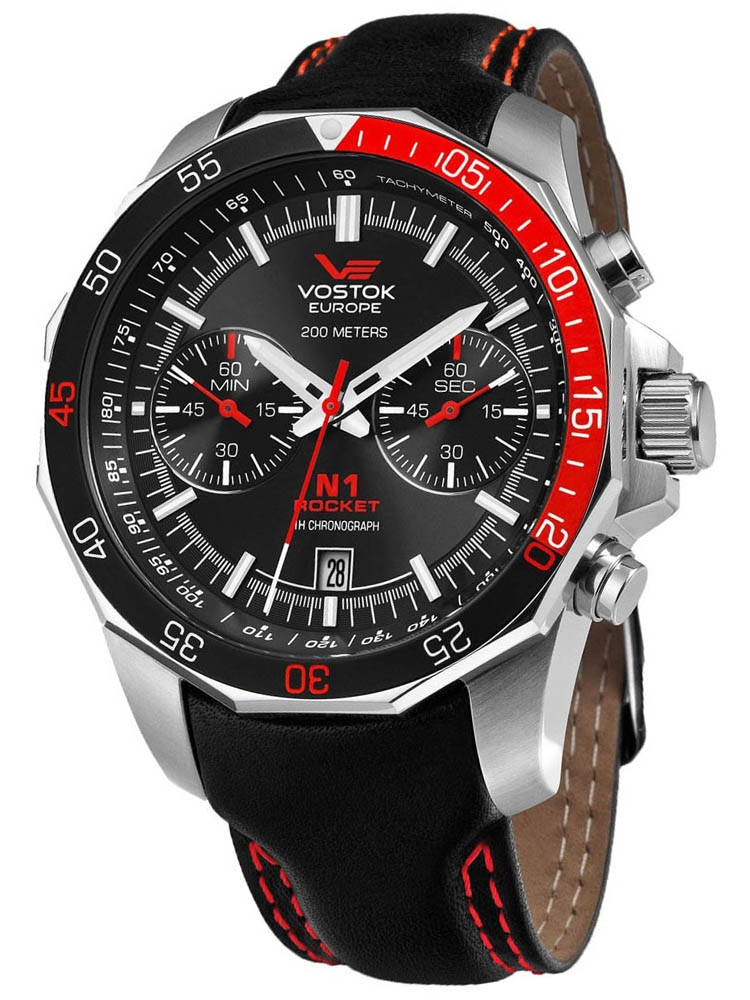 VOSTOK EUROPE Rocket N1 6S21-2255295