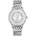 zegarek niemiecki Junghans na bransolecie 027/3011.44