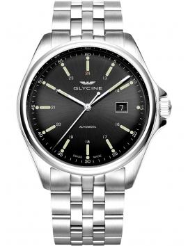 Zegarek męski na bransolecie Glycine GL0102