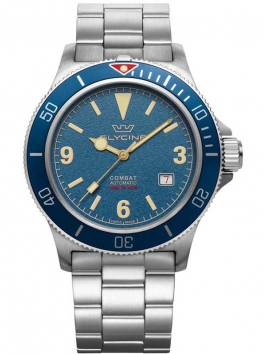 zegarek męski na bransolecie Glycine Combat GL0260
