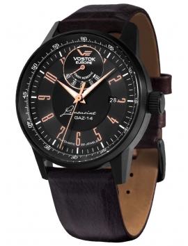 zegarek męski VOSTOK EUROPE GAZ-14 Limousine YN85-560C520