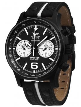 Zegarek męski na pasku Vostok Europe 6S21-5955199
