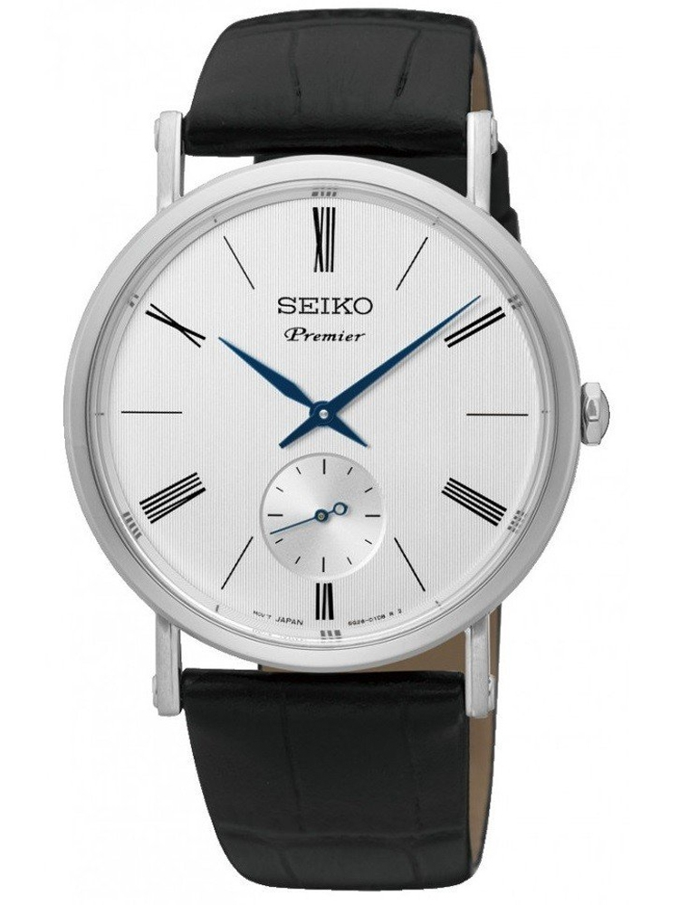 zegarek męski na pasku Seiko SRK035P1