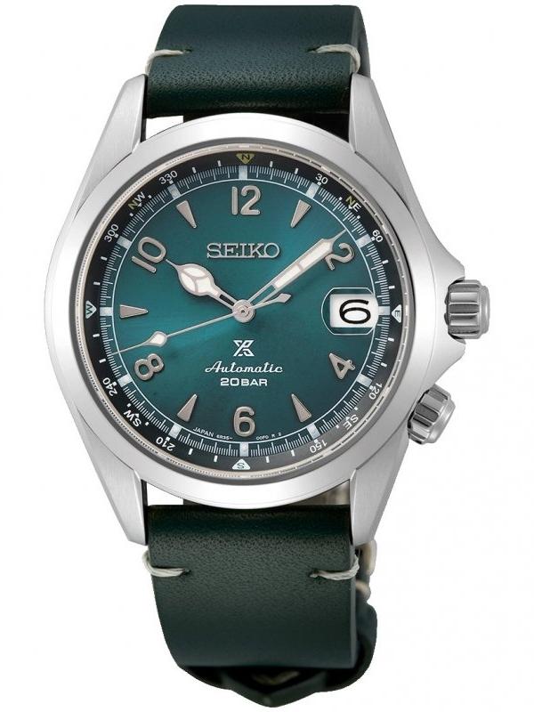 Limitowany zegarek sportowy Seiko SPB199J1