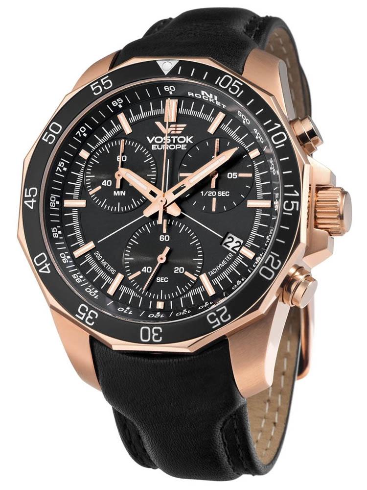 Zegarek męski kwarcowy Vostok Europe 6S30-2259179