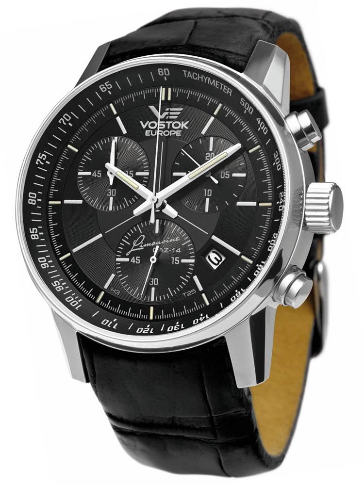 Zegarek męski Vostok Europe 6S30-5651174