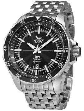 męski zegarek automatyczny VOSTOK EUROPE Rocket N1