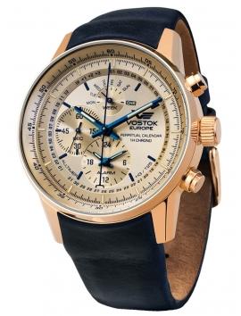 zegarek męski VOSTOK EUROPE GAZ-14 Limousine YM86-565B290