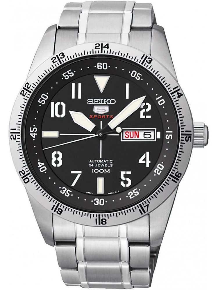 zegarek japoński na bransolecie Seiko SRP513K1
