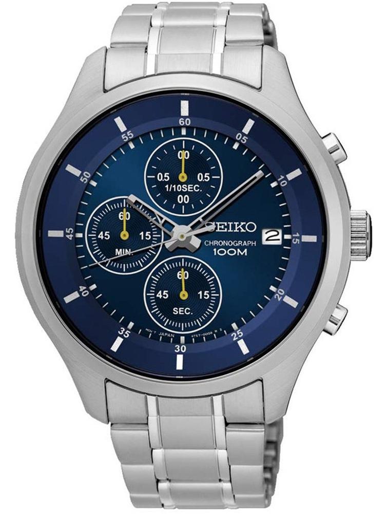 zegarek kwarcowy na bransolecie SKS537P1