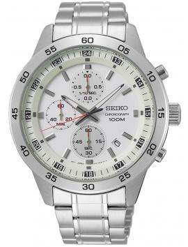 japoński zegarek Seiko SKS637P1 na bransolecie