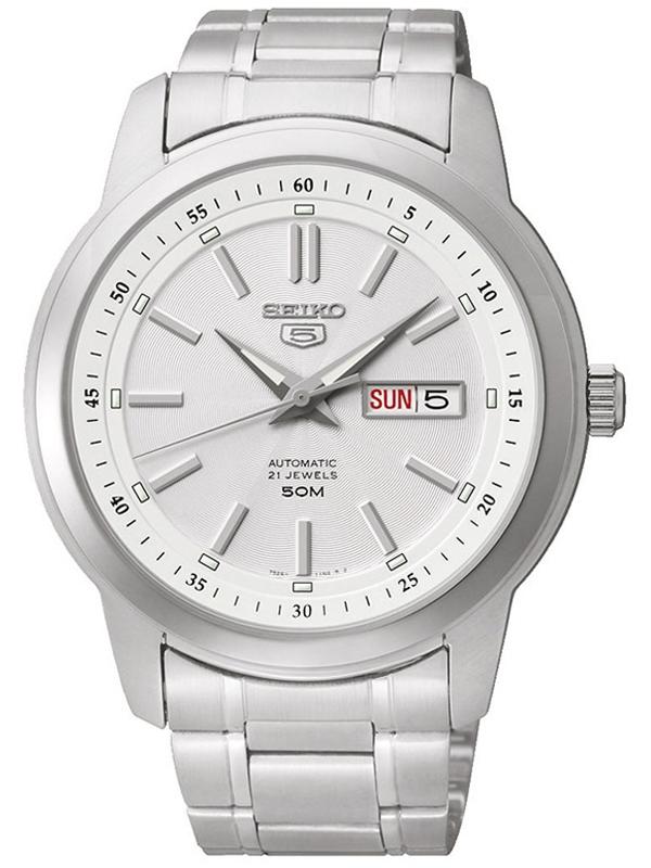 zegarek męski na bransolecie Seiko SNKM83K1