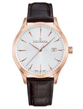 Zegarek męski Delbana Retro 43601.694.6.061