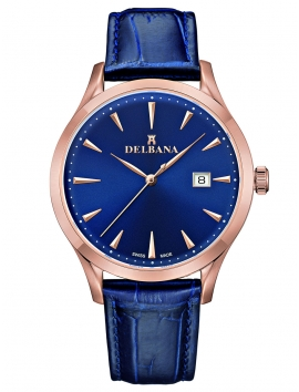 Zegarek męski Delbana Como 43601.694.6.041