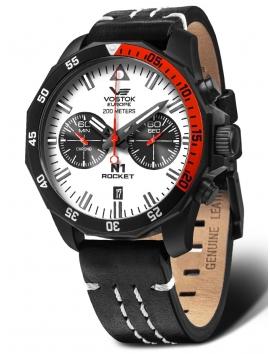 6S21-225C620 zegarek męski vostok europe