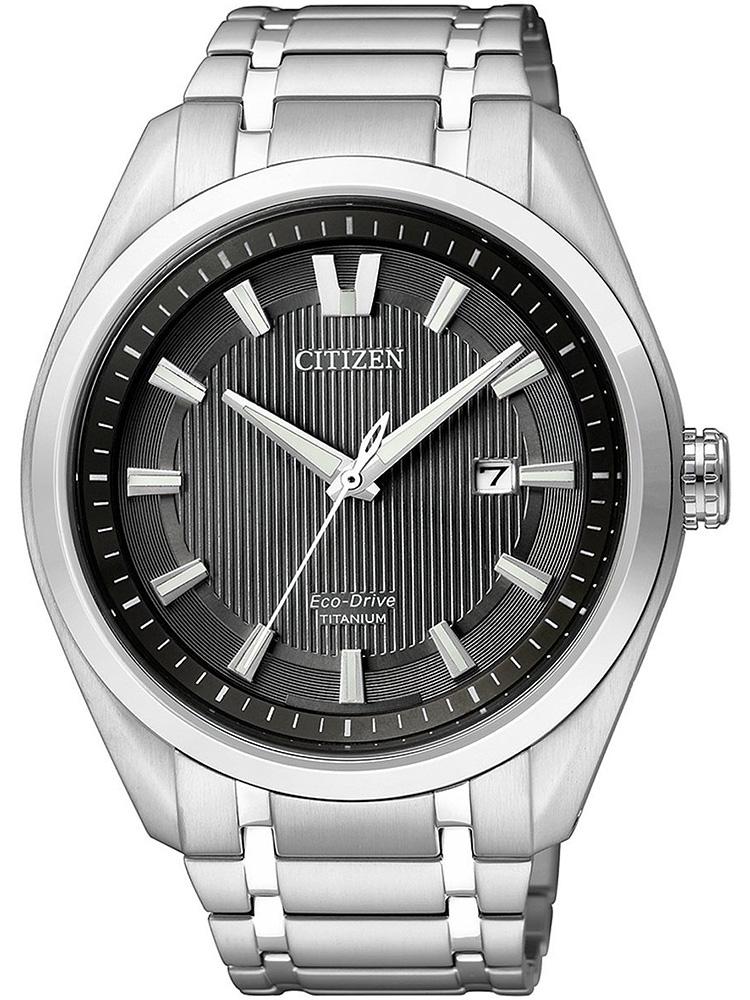zegarek męski na bransolecie Citizen AW1240-57E