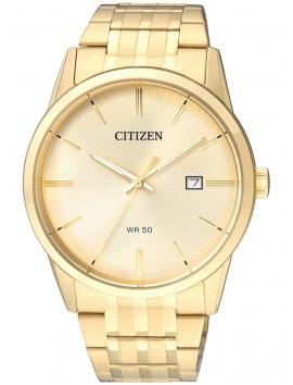 Złoty zegarek męski Citizen BI5002-57P