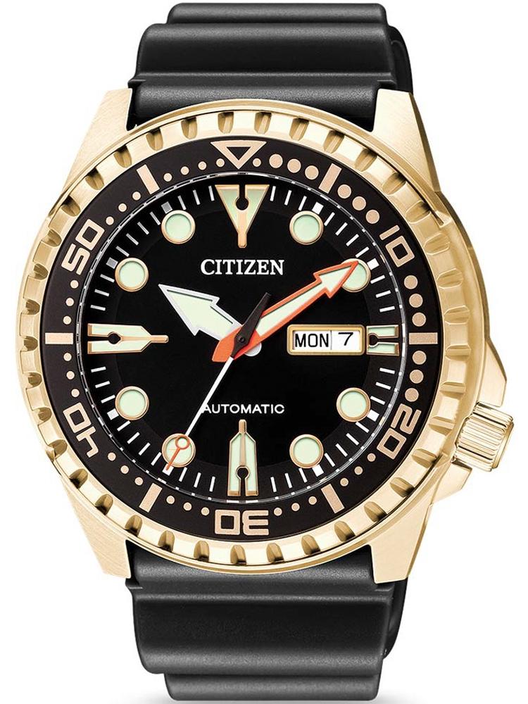 Sportowy zegarek męski Citizen NH8383-17EE