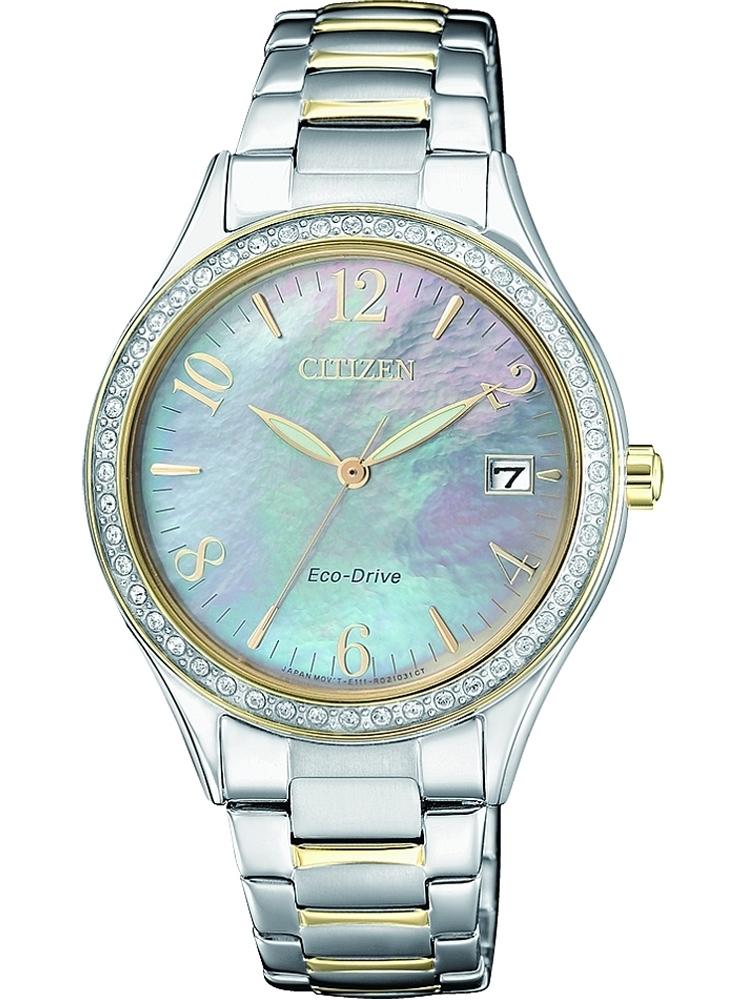 Zegarek damski na bransolecie Citizen EO1184-81D