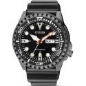 Zegarek męski czarny Citizen NH8385-11EE