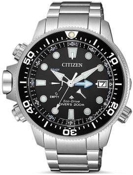 Zegarek męski na bransolecie Citizen BN2031-85E