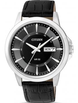 Zegarek męski na pasku Citizen BF2011-01EE