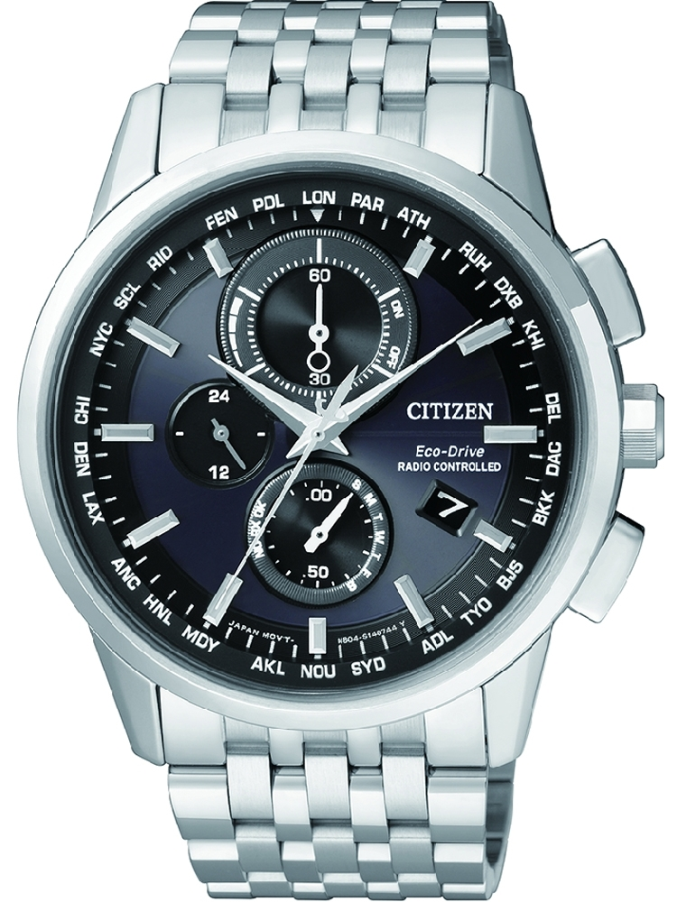 Zegarek męski na bransolecie Citizen AT8110-61E