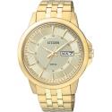 Złoty zegarek męski Citizen BF2013-56PE