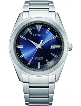 tytanowy zegarek męski Citizen AW1640-83L