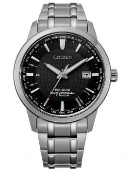 tytanowy zegarek męski Citizen CB0190-84E