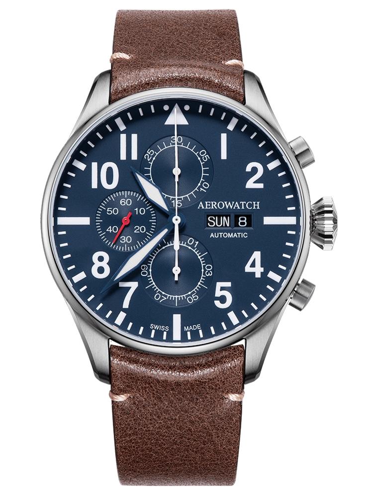 A 61989 AA05 zegarek Aerowatch