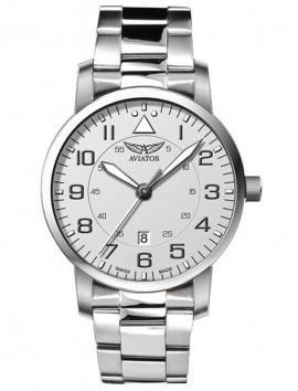 zegarek męski AVIATOR Swiss Made Airacobra