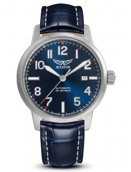 zegarek meski AVIATOR Swiss Made Airacobra Auto