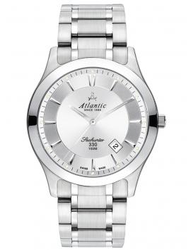 zegarek męski na bransolecie ATLANTIC Seahunter 71365.41.21