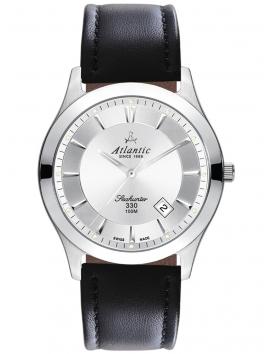 zegarek męski na pasku ATLANTIC Seahunter 71360.41.21