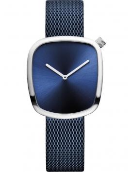 nietypowy zegarek damski BERING Pebble 18034-307
