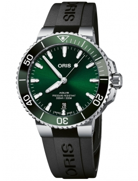 zegarek męsi ORIS Aquis Date 0173377664157-0742264FC