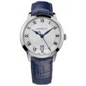 zegarek męski na pasku AEROWATCH Les Grandes Classiques Quartz 42972 AA04