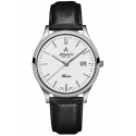 zegarek męski na pasku skórzanym ATLANTIC Sealine 62341.41.21