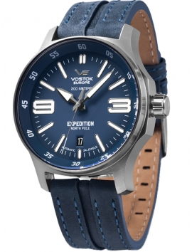 zegarek męski Vostok Europe Expedition North Pole 1 NH35-592A557
