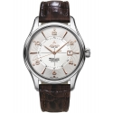 klasyczny zegarek męski ATLANTIC Worldmaster 52752.41.25R