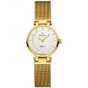 złoty zegarek damski ATLANTIC 29035.45.21
